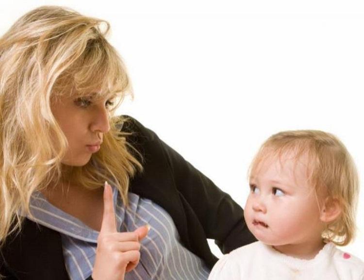 Что и как запрещать ребенку