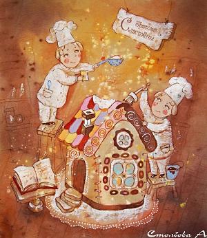 сказка про сладкоежку