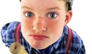 Уровень агрессивности ребенка