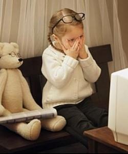 ребенок боится сказочных персонажей