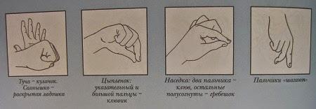 Гимнастика для пальчиков