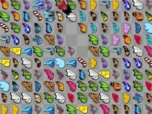 Бабочки, логика-онлайн