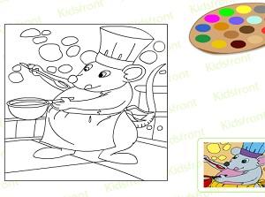 Мышь-повар