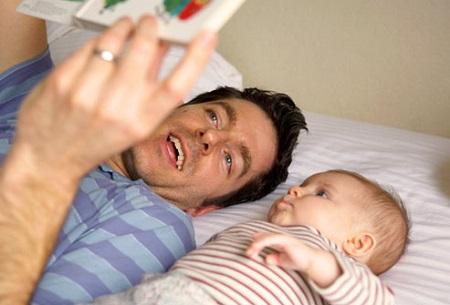 Участие отца в воспитании детей