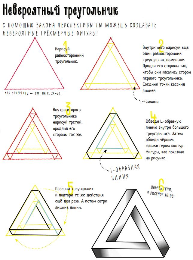 Рисунки в 3-D