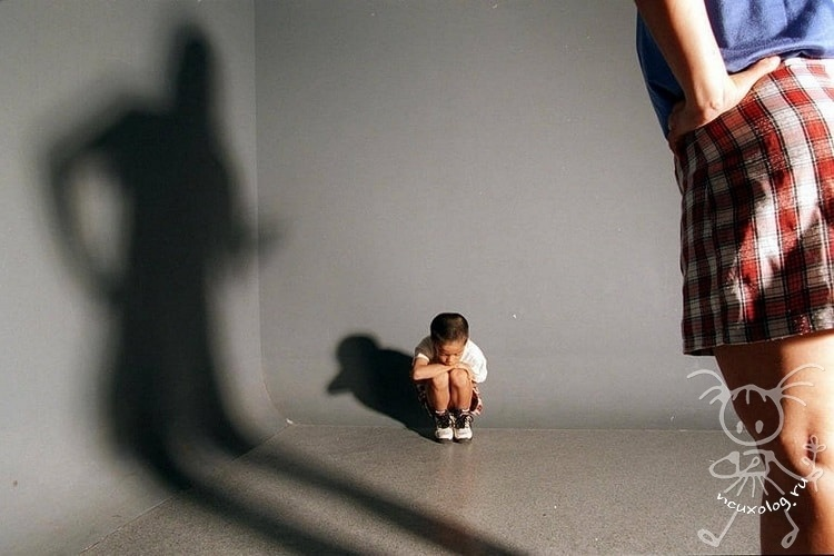 Детские психологические травмы