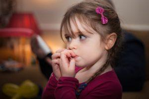 Вредные привычки у ребенка