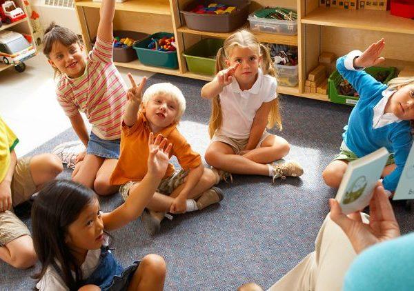 Половое воспитание малолетних детей