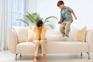 Ребенок с диагнозом гиперактивность