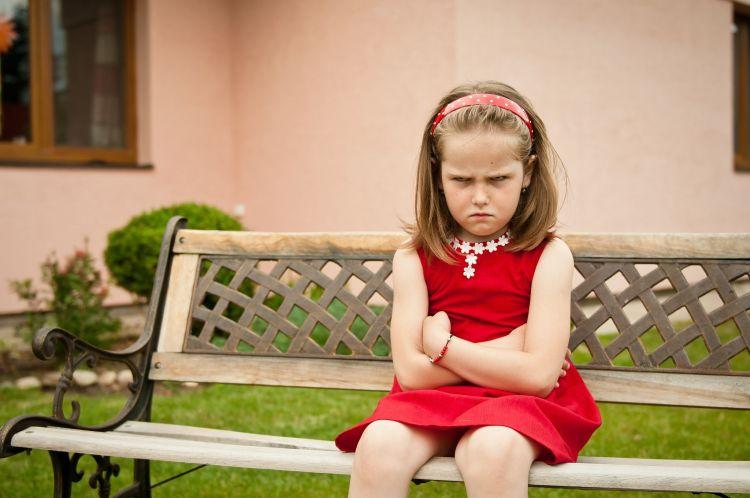 Непослушный ребенок