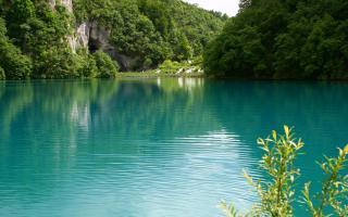 Озеро желаний — Живая вода