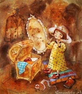 Сказка для капризных детей