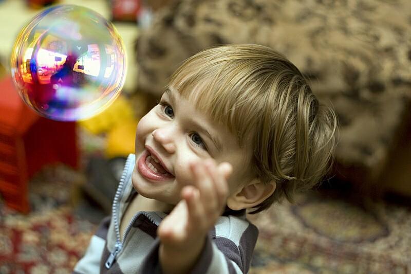 Научим ребенка видеть себя в позитивном ключе