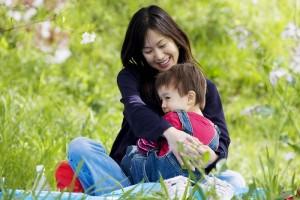 Три способа общения с малышом по Макото Шичида