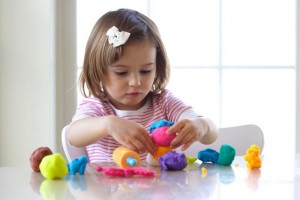 Развиваем детские ручки