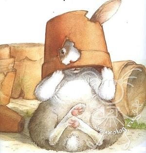 сказка про зайчика