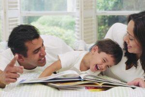 Как стать друзьями с ребенком