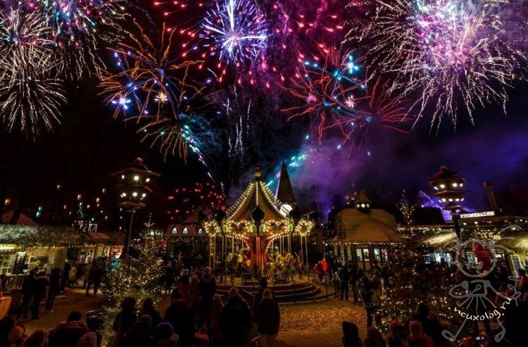 Необычные новогодние традиции
