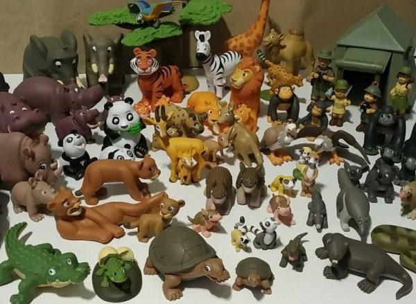 Наша коллекция животные ДеАгостини